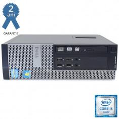 Calculator Intel Core i5 2400 3.1GHz (3.4GHz) 8GB DDR3 320GB DVD GARANTIE 2 ANI!