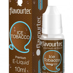 Tabac mentolat 10ml Flavourtec - Lichid tigara electronica