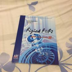 Manual fizica F1/F2 pentru clasa a 12-a Rodica Ionescu-Andrei - Manual auto