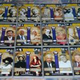 Documentar - Personalitati care au marcat Istoria Lumii - 13 Discuri DVD, Romana - Film documentare Altele