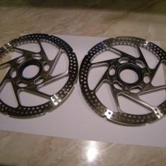 Set discuri shimano RT53 180mm centerlock