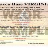 Baza VBT - Virginia Baza Tutun 18mg - 100ml