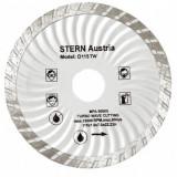 Disc diamantat Turbo Stern D125TW pentru polizor