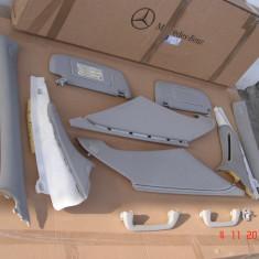 Mercedes S Class W221, 2005-2013, Stalpi interiori + parasolare - Panou usi auto, Mercedes-benz