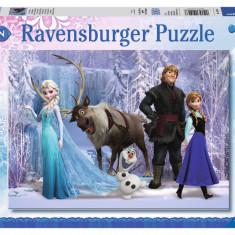 Puzzle Ravensburger Disney Frozen XXL100