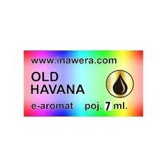 Old Havana Tabac 7ml - Lichid tigara electronica
