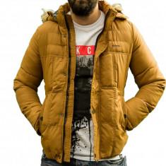 Geaca de iarna barbati - Geaca barbati, Marime: L, XL, XXL, Culoare: Din imagine