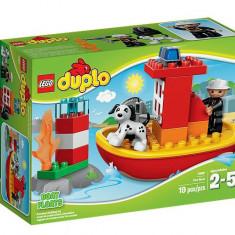 LEGO DUPLO Fire Boat 19buc.