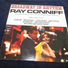 Ray conniff and his orchestra - broadway in rhythm_dublu vinyl, 2 x LP, olanda - Muzica Jazz Altele, VINIL