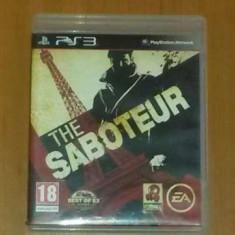 The Saboteur PS3 - Jocuri PS3 Ea Games