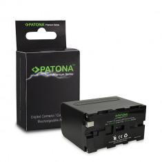 Acumulator Premium compatibil Sony NP-F970, 7800mAh /7.2V /56,2W, marca Patona