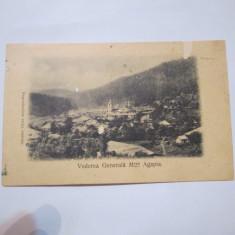 Cp agapia anul 1906 vedere generala manastirea agapia - Carte Postala Moldova 1904-1918, Stare: Circulata, Tip: Printata