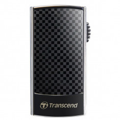 Stick USB 2.0 Transcend JetFlash 560 8GB Negru