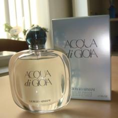 Parfum Giorgio Armani Acqua Di Gioia Apa de Parfum pentru femei 100 ML - Parfum femeie