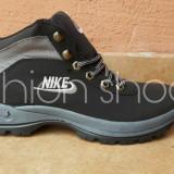 Bocanci /Ghete Nike mandara - Bocanci barbati Nike, Marime: Alta, Culoare: Negru