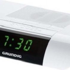 Radio cu ceas Grundig KSC 35 Alb
