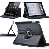 Husa iPad Mini 4 Rotativa 360 grade Neagra