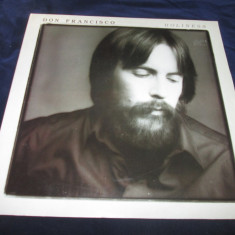 Don francisco - hollines _ vinyl, LP, album, olanda - Muzica Folk Altele, VINIL