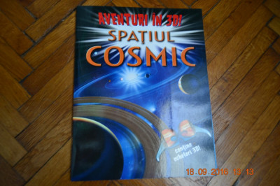 Aventuri in 3D: Spatiul cosmic foto