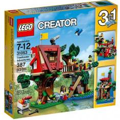 LEGO Creator Treehouse Adventures 387buc.