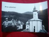 Ilustrata-Fotografie- Manastirea Varatec judet Neamt , anii '50, Necirculata