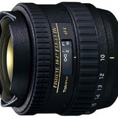 Obiectiv Tokina 10-17mm f/3.5-4.5 ATX DX fisheye - Canon Negru - Obiectiv DSLR Tokina, Nikon FX/DX