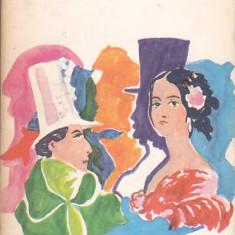GEORGE SAND - EA SI EL / PAUL DE MUSSET - EL SI EA ( RD ) - Roman dragoste