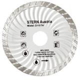 Disc diamantat Turbo Stern D115TW pentru polizor