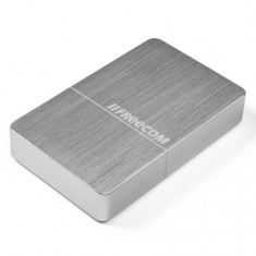 HDD Extern Freecom mHDD Desktop 8TB USB 3.0 Argintiu