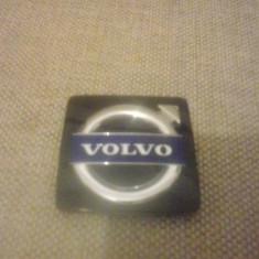 Sigla emblema VOLVO - 55 x 55 mm - Embleme auto