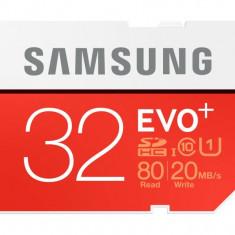 Card SDHC Samsung EVO+ 32GB Class 10