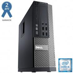 Calculator Intel Core i5 2400 3.1GHz (3.4GHz) 4GB DDR3 250GB DVD GARANTIE 2 ANI!