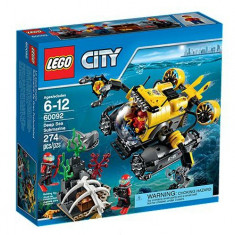 LEGO City Deep Sea Submarine 274buc.