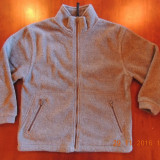 Hanorac jacheta din polar pentru baieti de 7-8 ani 128 cm