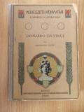 LEONARDO DA VINCI- DINER DENES JOZSEF, album  in Lb. Maghiara, 1906, Alta editura