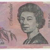 Australia 2003 - 5 dollars, polimer cc