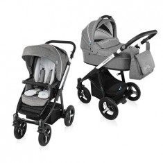 Baby Design Husky WP 07 Melange 2016 - Carucior Multifunctional 2 in 1 - Carucior copii 2 in 1