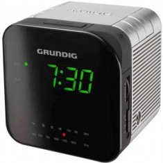 Radio cu ceas Grundig Sonoclock 590 Negru - Gri