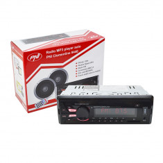 Resigilat : Radio MP3 player auto PNI Clementine 8440 4x45w 1 DIN cu SD, USB, AUX, - CD Player MP3 auto