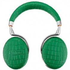 Casti cu banda wireless Parrot Zik 3 Verde