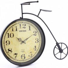 Ceas de birou bicicleta retro