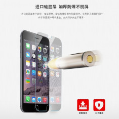 Geam iPhone 6 6S Tempered Glass 0.2mm by Yoobao, Lucioasa