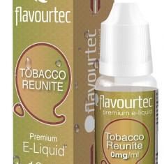Tabac Reunit 10ml Flavourtec - Lichid tigara electronica