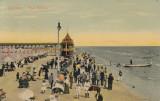 CONSTANTA  PLAJA  MAMAIA  CIRCULATA 1910