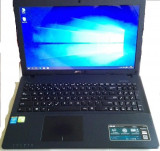 Asus X552 Intel i5-4210U-1.70-2.40Ghz,8GB ram,SSD+HDD,NVidia GForce 820M.