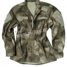 Veston A-tacs Miltec - Uniforma militara, Marime: L, Culoare: Din imagine