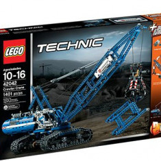 LEGO Technic Crawler Crane 1401buc.