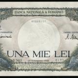 ROMANIA 1000 LEI 10 OCTOMBRIE 1944 NECIRCULATA UNC - Bancnota romaneasca