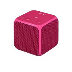 Boxa portabila mini Bluetooth Sony SRS-X11 Roz - Boxe PC
