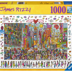 Ravensburger Puzzle James Rizzi